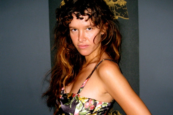 Paz De La Huerta/photo by Susan M. Kirschbaum