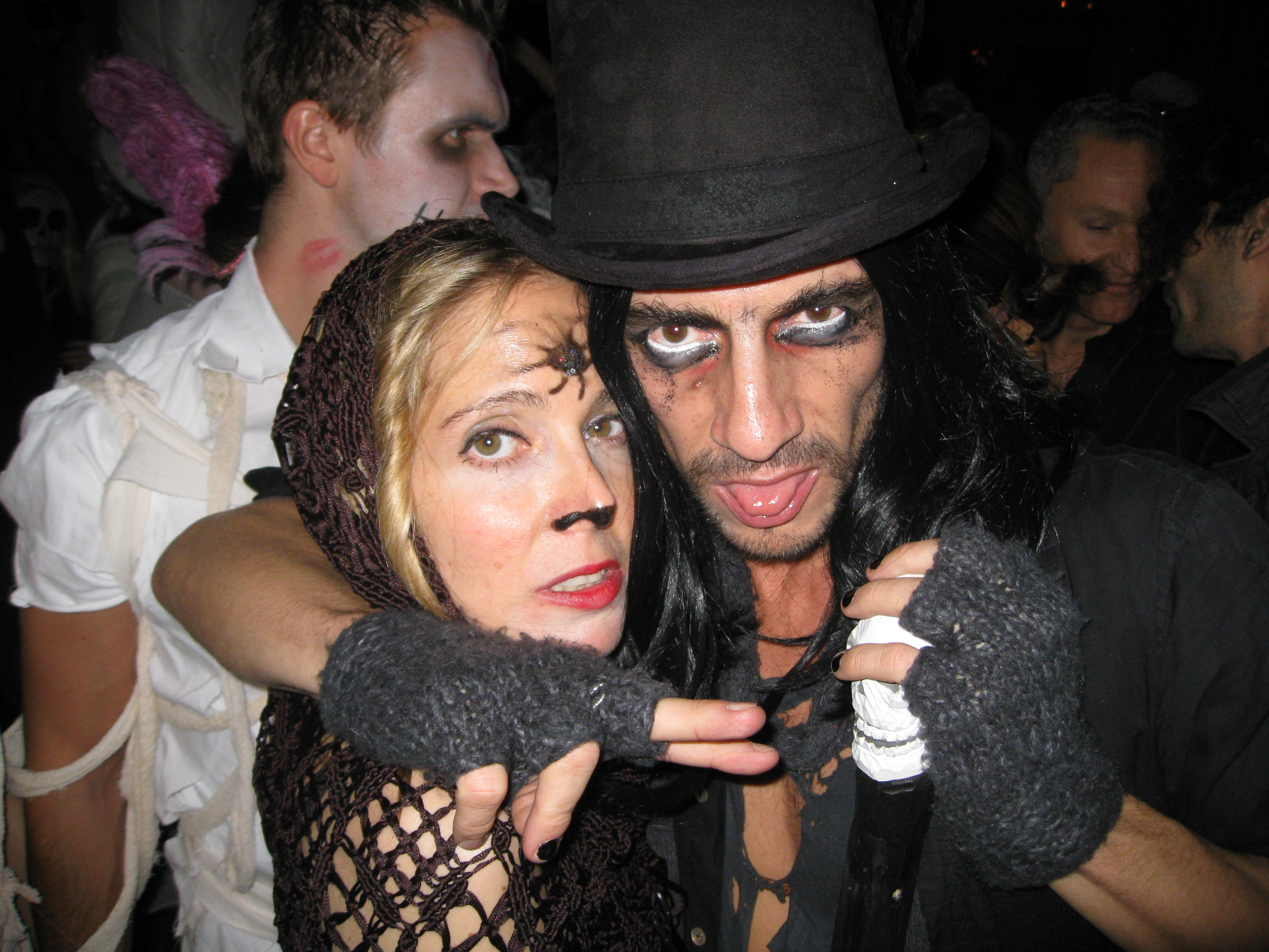 HAPPY HALLOWEEN NYC! THE REAL SEXY ONES!!! |
